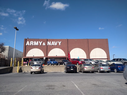 Bitcoin ATM in Army and Navy Store